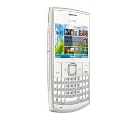 Nokia X2-01 Silver