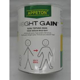 Appeton Weight Gain mua sắm online Y tế, Sức khỏe