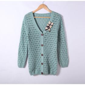 Áo khoác len mỏng,cadigan mua sắm online Thời trang Nữ