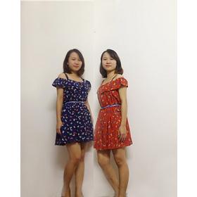 váy trễ vai mua sắm online Thời trang Nữ