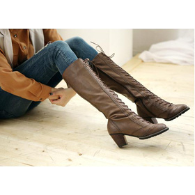 MS 1 : Priest long ( Boot cao cổ ) mua sắm online Giày dép nữ
