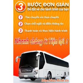 Vé xe khách giường nằm Hà Nội - Móng Cái - Hà Nội mua sắm online Xe khách, Xe tải