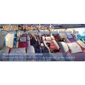Vé xe khách Hà Nội đi Lào Cai, Sapa, Lai Châu, Sơn La, Điện Biên tại HLINK mua sắm online Vé máy bay, Tàu, Xe