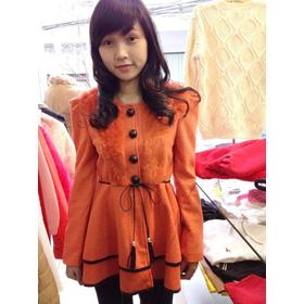 áo dạ lông mua sắm online Thời trang Nữ