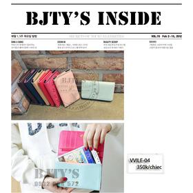 Ví đựng Galaxy note đa năng BJTY SHOP mua sắm online Phụ kiện, Mỹ phẩm nữ