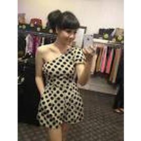bay nơ 1 bên mua sắm online Thời trang Nữ