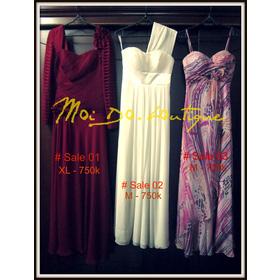 Đầm dạ hội dài đồng giá mua sắm online Thời trang Nữ