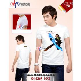 áo thun liên minh mua sắm online Thời trang Nam