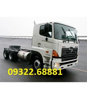 Xe đầu kéo Hino 1 cầu 2 cầu, đầu kéo hino, nhập khẩu nguyên chiếc, 2013, xe dau keo Hino 1 cau 2 cau mua sắm online Xe khách, Xe tải