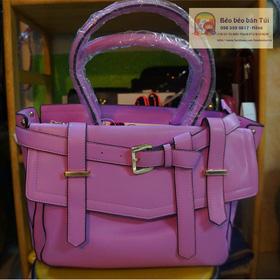 ZARA MINI BOWLING BAG WITH ZIP mua sắm online Phụ kiện, Mỹ phẩm nữ