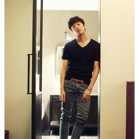 Áo phông nam Hàn Quốc mua sắm online Thời trang Nam