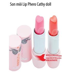 Son môi Lip Phero Cathy doll mua sắm online Phụ kiện, Mỹ phẩm nữ