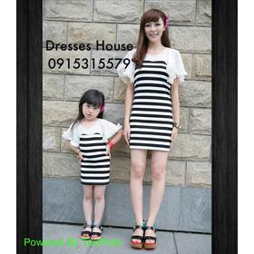 Đồ đôi cho mẹ và bé mua sắm online Thời trang Nữ