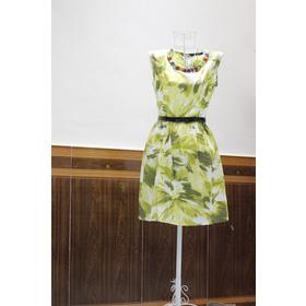 Váy Zara xanh dáng cổ điển mua sắm online Thời trang Nữ
