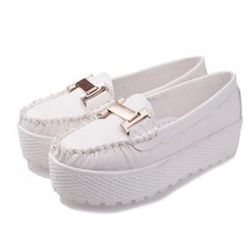 GIÀY ĐẾ BÁNH MÌ CHỮ H - MÃ: G60 mua sắm online Giày dép nữ