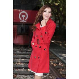 Áo dạ nữ Hàn Quốc AC3054 mua sắm online Thời trang Nữ