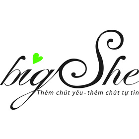 Logo BigShe mua sắm online Thời trang Nữ
