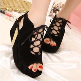 sandal xuồng có sẵn size 35,36,37 mua sắm online Giày dép nữ