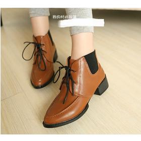 Giày Oxford đế thô 03 mua sắm online Giày dép nữ