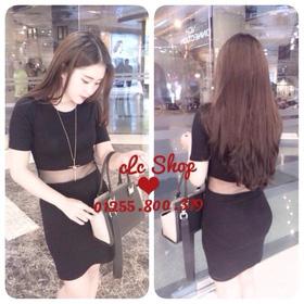 Đầm hotgirl 338 P mua sắm online Thời trang Nữ