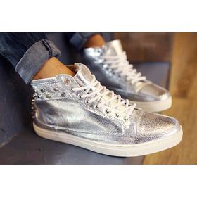 N752 (bạc) mua sắm online Giày nam