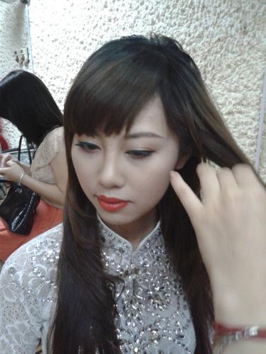 Make up, bới tóc chuyên nghiệp, làm nail tại nhà mừng năm thứ 5 làm nghề Ảnh số 22456159