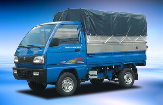 Xe tải thùng 7 8 tấn cửu long trường giang ben cũ mới các loại tải trọng đã qua sử dụng Ảnh số 23721754