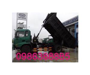 Xe tải thùng 7 8 tấn cửu long trường giang ben cũ mới các loại tải trọng đã qua sử dụng Ảnh số 23740104