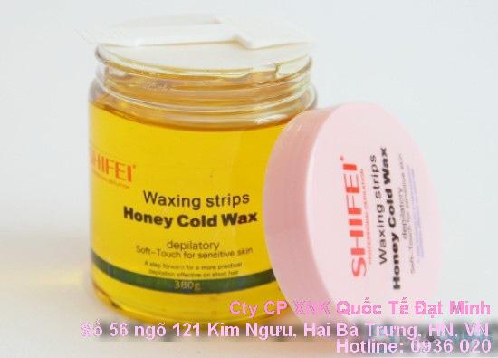Miếng sáp tẩy lông cơ thể Shifei Body Legs Arms Ảnh số 23938634