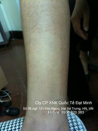 Miếng sáp tẩy lông cơ thể Shifei Body Legs Arms Ảnh số 23988077