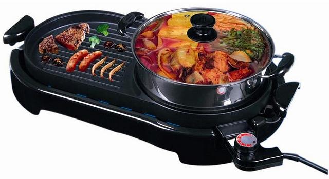 Bếp lẩu nướng 2 trong 1 imarflex Thai Land,Bếp điện lẩu nướng bếp lẩu nướng giá rẻ nhất chỉ có 890k Ảnh số 26018153