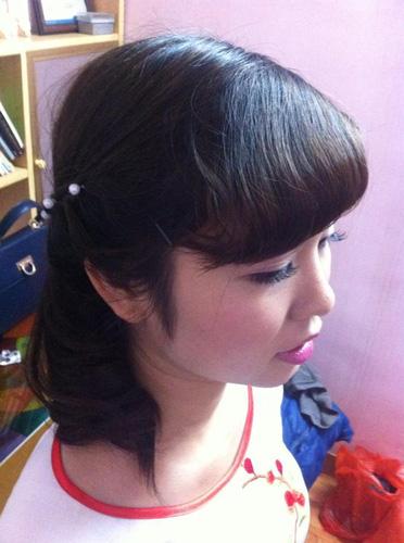 Make up, bới tóc chuyên nghiệp, làm nail tại nhà mừng năm thứ 5 làm nghề Ảnh số 26623506