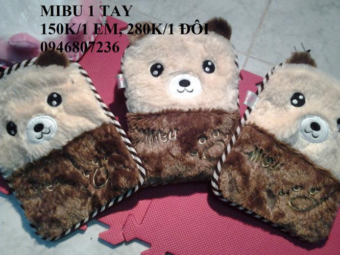 Túi sưởi xinh yêu mùa đông ấm áp nè, hàng mới về Ảnh số 26611896
