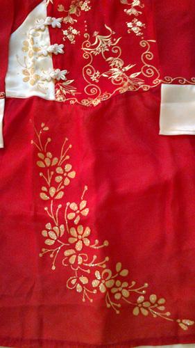 Cung cấp hàng sỉ các mẫu áo dài cho bé gái...mẫu mới cho các pé dịp tết về Ảnh số 26654060
