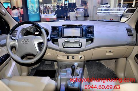 Toyota Fortuner 2013 mẫu xe địa hình được ưa chuộng nhất Việt Nam Ảnh số 26849076