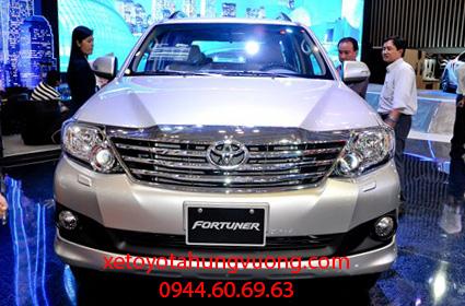 Toyota Fortuner 2013 mẫu xe địa hình được ưa chuộng nhất Việt Nam Ảnh số 26849091