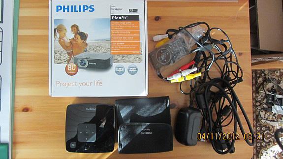 Máy chiếu mini Philips PicoPix 2480 giá rẻ,nhiều tiện ích bất ngờ, khám phá rạp hát, chiếu phim ở bất cứ nơi đâu Ảnh số 27004243