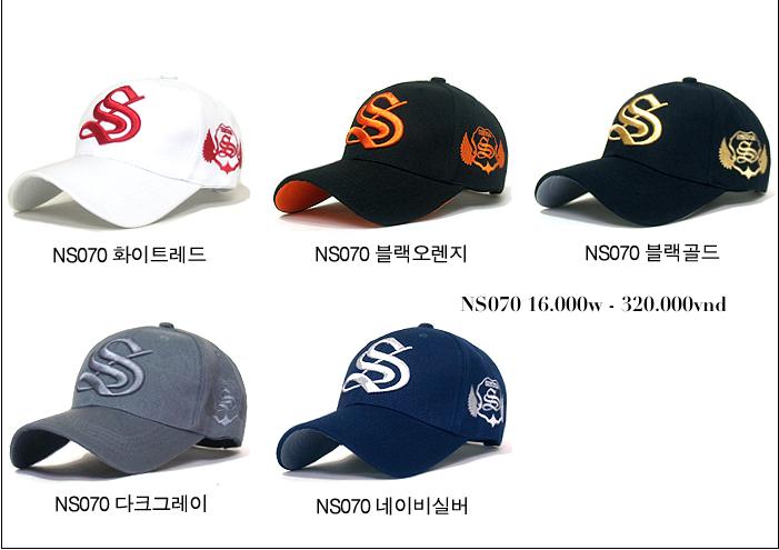 Korea Mũ lưỡi trai Cho bạn một phong cách mới. Update liên tục mẫu mã..... Ảnh số 27035005