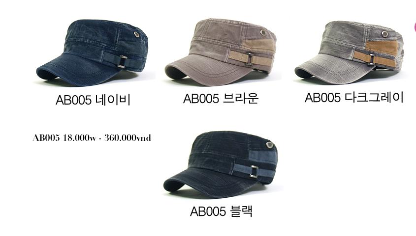 Korea Mũ lưỡi trai Cho bạn một phong cách mới. Update liên tục mẫu mã..... Ảnh số 27035200