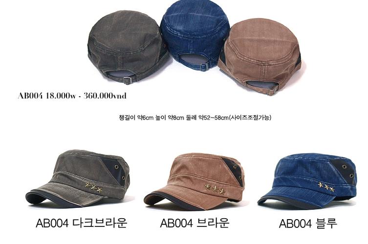 Korea Mũ lưỡi trai Cho bạn một phong cách mới. Update liên tục mẫu mã..... Ảnh số 27035215