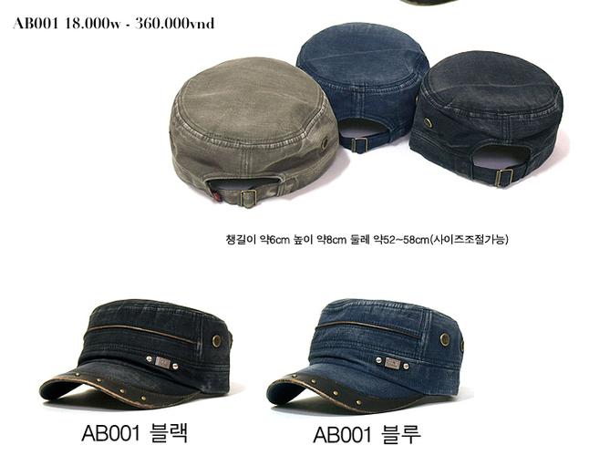 Korea Mũ lưỡi trai Cho bạn một phong cách mới. Update liên tục mẫu mã..... Ảnh số 27035239
