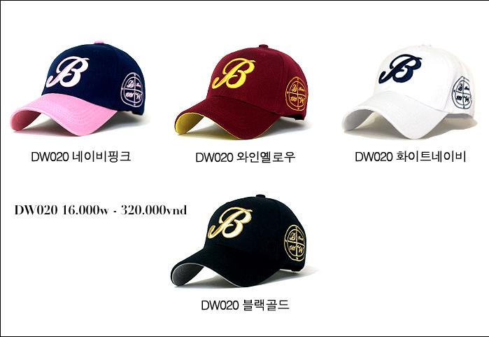 Korea Mũ lưỡi trai Cho bạn một phong cách mới. Update liên tục mẫu mã..... Ảnh số 27035246