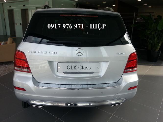 Bán mercedes GLK220 CDI máy dầu 2013, giá xe mercedes GLK 220 AMG tốt nhất chỉ có tại Vietnam Star Phú Mỹ Hưng Ảnh số 27319595
