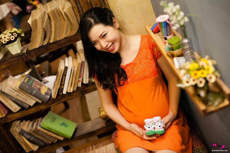Giảm Giá Tất Cả Các Mẫu Áo Bầu, Áo Váy Bầu, Váy Bầu Hè 2013 Tại Shop MileyPham Ảnh số 27591293