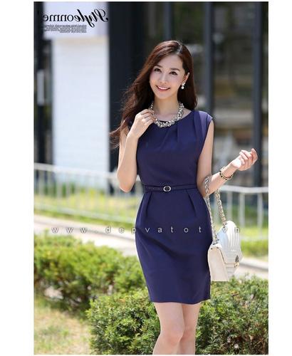 Đầm công sở Đẹp và Tốt: Chuyên sĩ lẻ đầm công sở phong cách hàn quốc. Mẫu đẹp, vải tốt, giá 290k Ảnh số 27647764