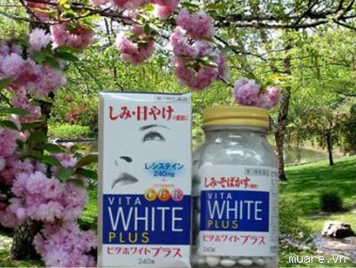 Viên uống trắng da , trị nám NHẬT BẢN , Thực phẩm chức năng an toàn Ảnh số 27703747