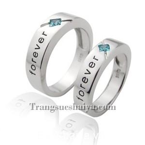 Nhẫn đôi Shaiya Đặc sản Hà Thành quà tặng ý nghĩa cho ngày yêu thương Ảnh số 27754291