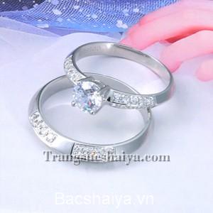 Nhẫn đôi Shaiya Đặc sản Hà Thành quà tặng ý nghĩa cho ngày yêu thương Ảnh số 27754329