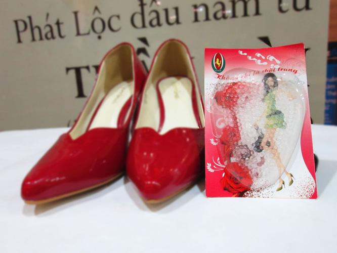 Lót giày Silicon cho giày cao gót lót giày giúp chân êm, không bị xước, thoải mái khi đi giày cao gót nhiều giờ liền Ảnh số 27809796