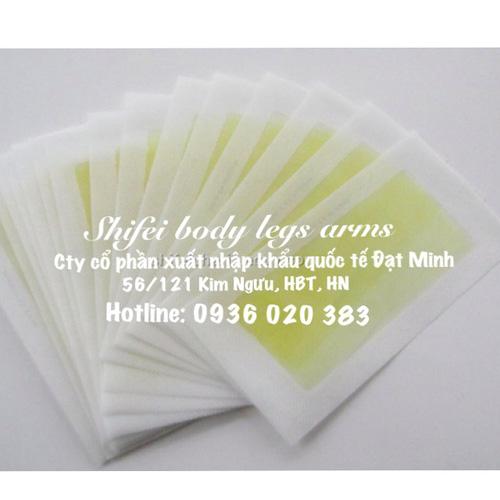 Miếng sáp tẩy lông cơ thể Shifei Body Legs Arms Ảnh số 27883596